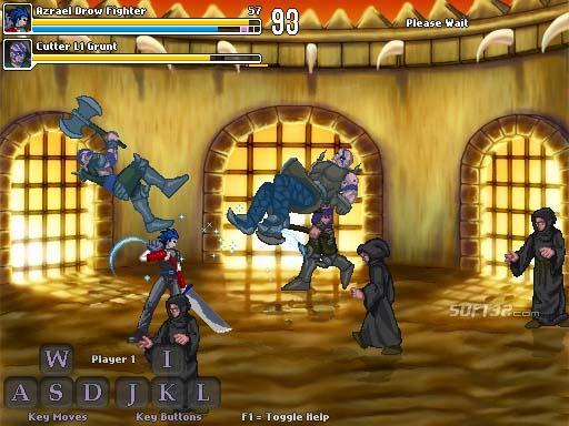 Rage of Magic II Screenshot