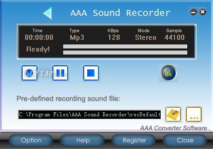AAA Sound Recorder Screenshot 2