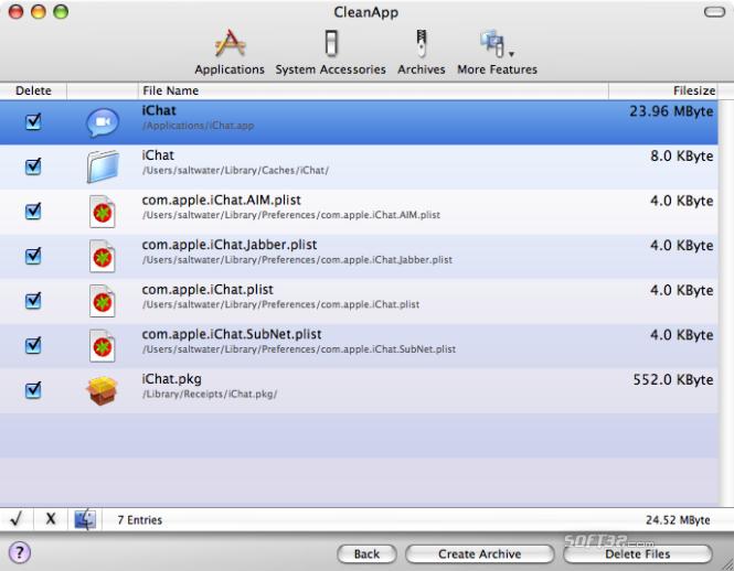 CleanApp Screenshot 2