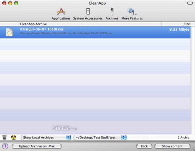 CleanApp Screenshot 3