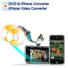 Xilisoft DVD to iPhone Suite for Mac Screenshot
