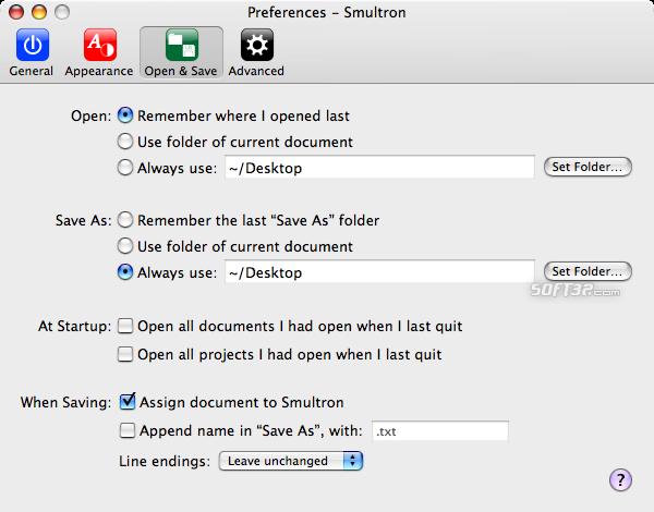 Smultron Screenshot 6