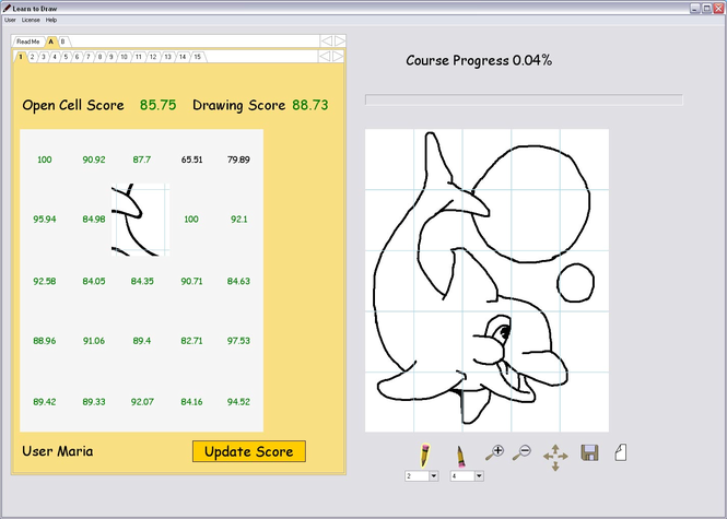 Learn to Draw for Beginners Screenshot 1