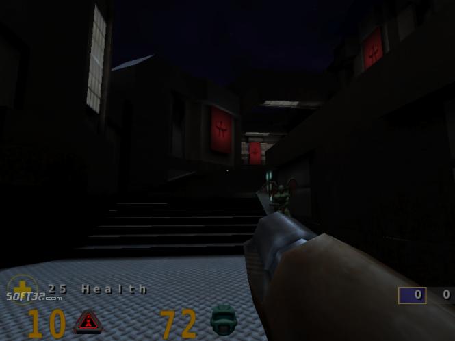OpenArena Screenshot 4