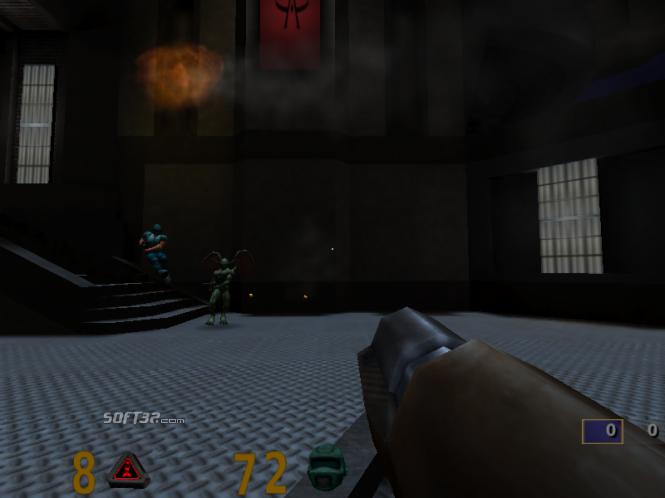 OpenArena Screenshot 5