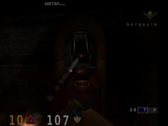 OpenArena Screenshot 2
