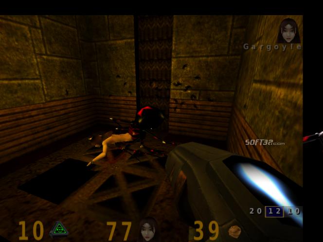 OpenArena Screenshot 3