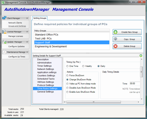 Auto Shutdown Manager Screenshot 3