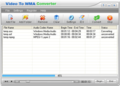 Video To WMA Converter 1