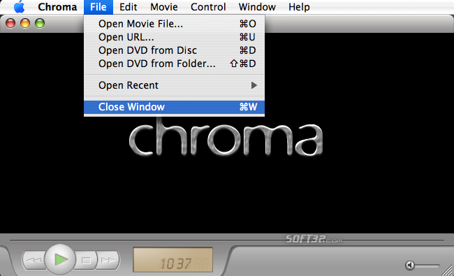 Chroma Player Screenshot 2