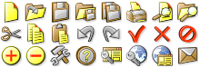 Autumn Icons - Small edition Screenshot