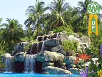 Tropic Waterfall Screenshot 3
