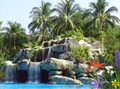 Tropic Waterfall 1