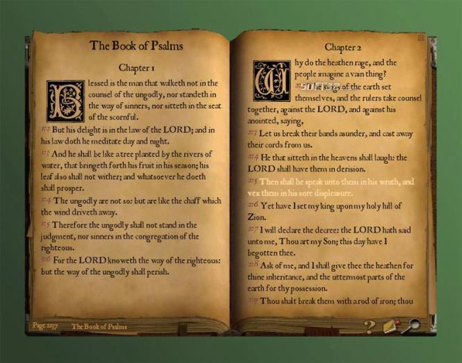 The KJV Desktop Bible Book Screenshot 3