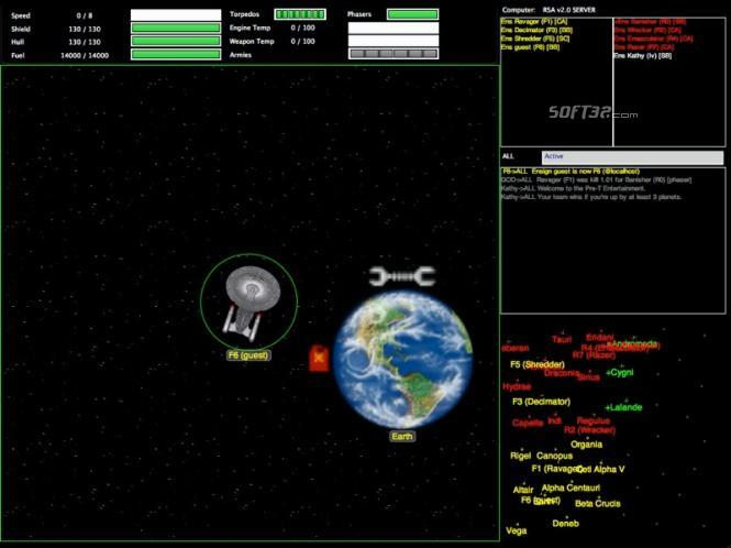 MacTrek Screenshot 3
