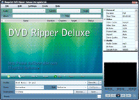 Magicbit DVD to MP4 Converter Screenshot