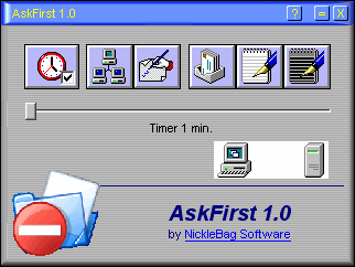 AskFirst Screenshot 1