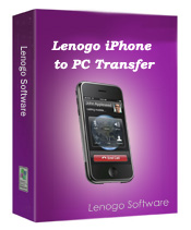 Lenogo iPhone to PC Transfer Screenshot 1