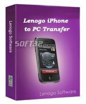 Lenogo iPhone to PC Transfer Screenshot 2