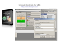 Unicode Controls for VB6 1