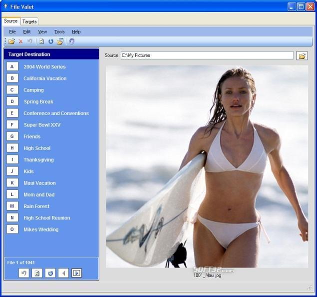 File Valet Screenshot