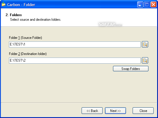 CarbonFolder Screenshot 3