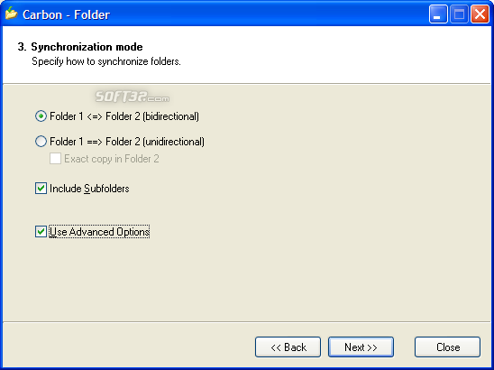 CarbonFolder Screenshot 4