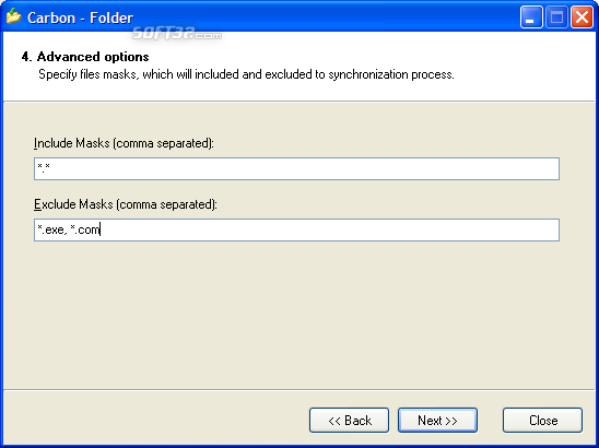 CarbonFolder Screenshot 5