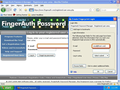 FingerAuth Password Manager 1