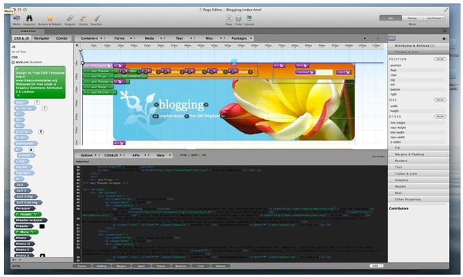 Flux Screenshot