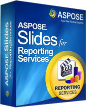 Aspose.Slides for Reporting Services Screenshot