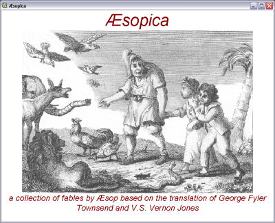 Aesopica Screenshot