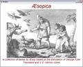 Aesopica 1