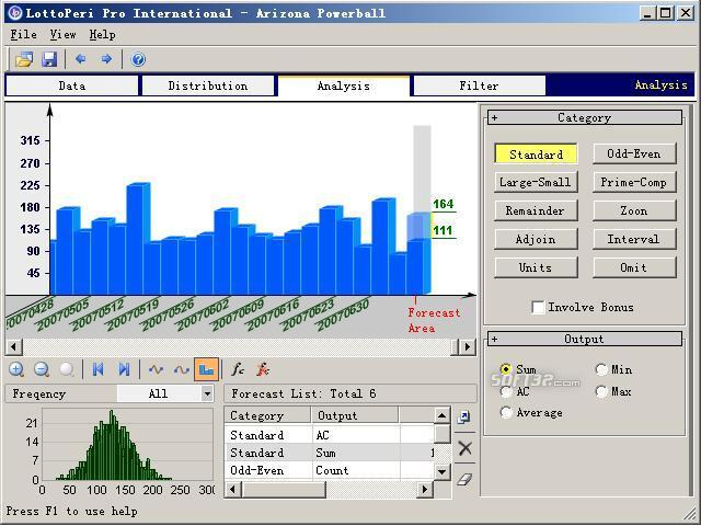 LottoPeri Pro International Screenshot 1