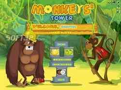 MostFun Monkey's Tower - Unlimited Play Screenshot