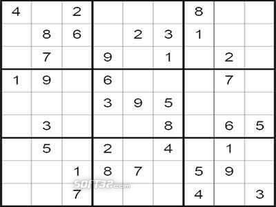 100 Sudoku Puzzles Screenshot 2