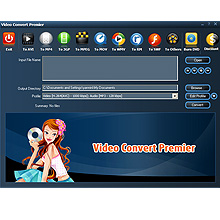 Video Convert Premier Screenshot