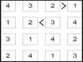 100 Futoshiki Puzzles 1