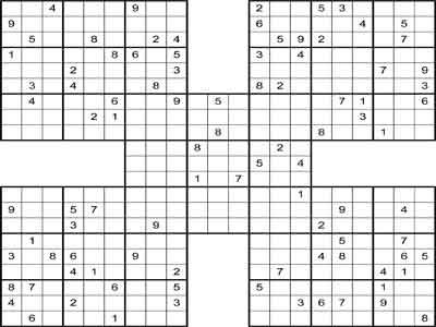 100 Samurai Puzzles Screenshot 1