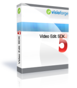 VisioForge Video Edit SDK (Delphi Version) Screenshot