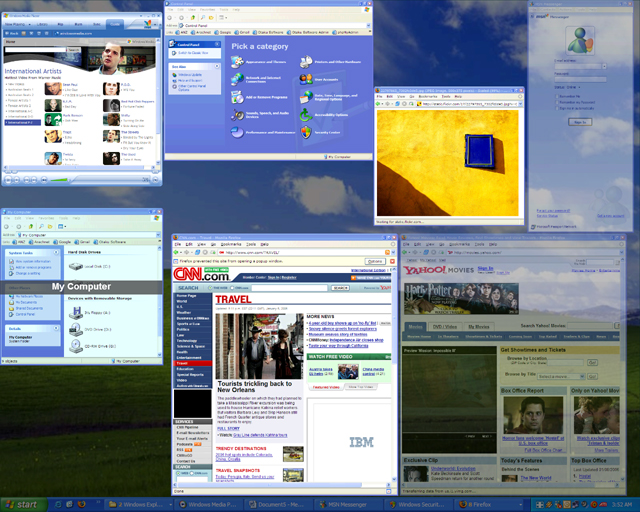 TopDesk Screenshot 1