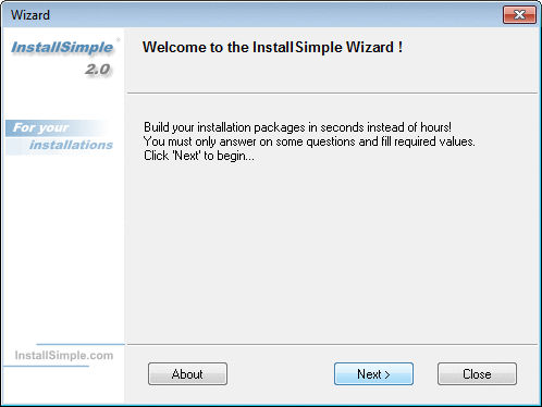 InstallSimple Screenshot 1