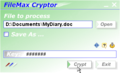 FileMax Cryptor 2
