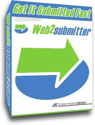 Web2Submitter - Web2.0 Auto Submission Screenshot 3