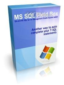 MS SQL Field Box Screenshot 1