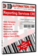 Reporting Services Barcode CRI Screenshot 3