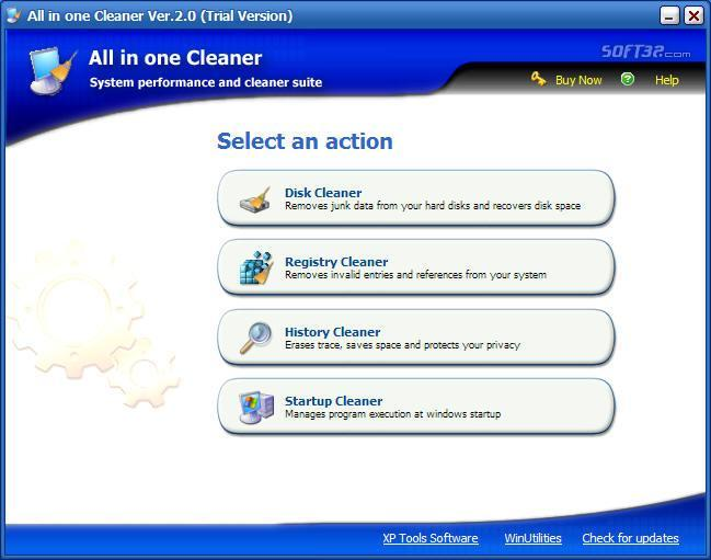 All in one Cleaner Screenshot 3