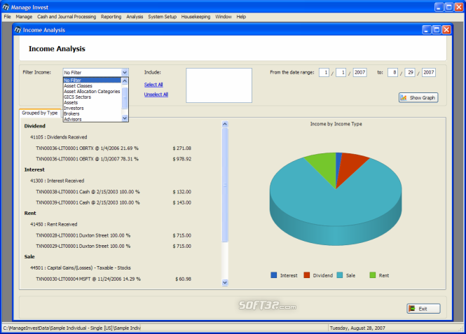 Manage Invest Screenshot 7