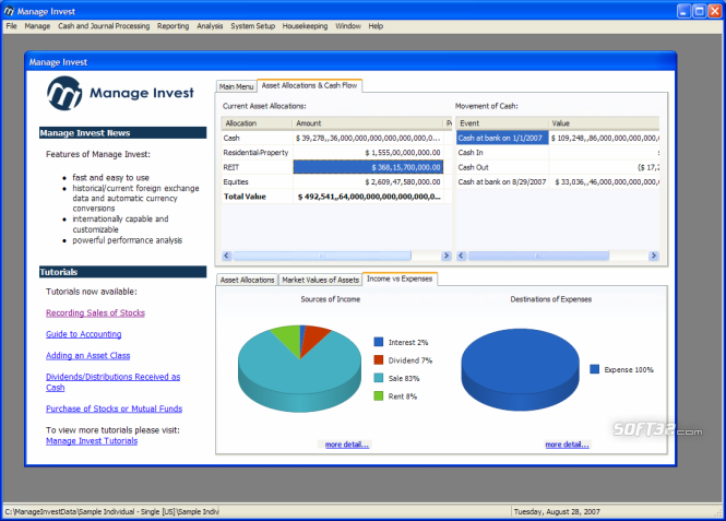 Manage Invest Screenshot 8