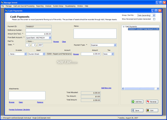 Manage Invest Screenshot 10